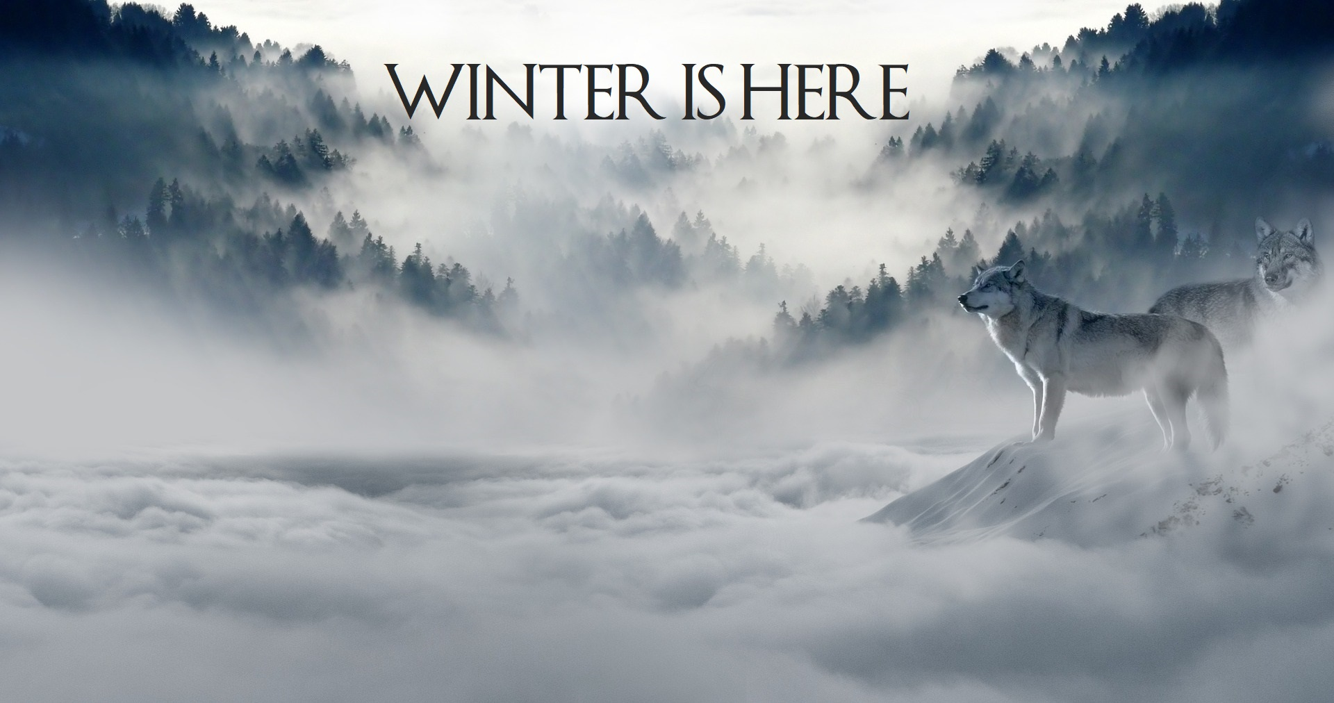 Winter is Here! And a few brands are trying to make the most of the GOT winter!