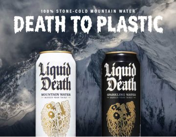 Liquid Death raises $9M in series A: So, is branding all about packaging and communication?
