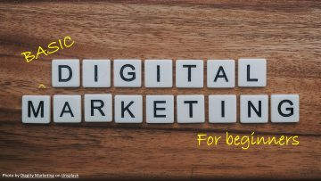 Basics of Digital Marketing for Beginners