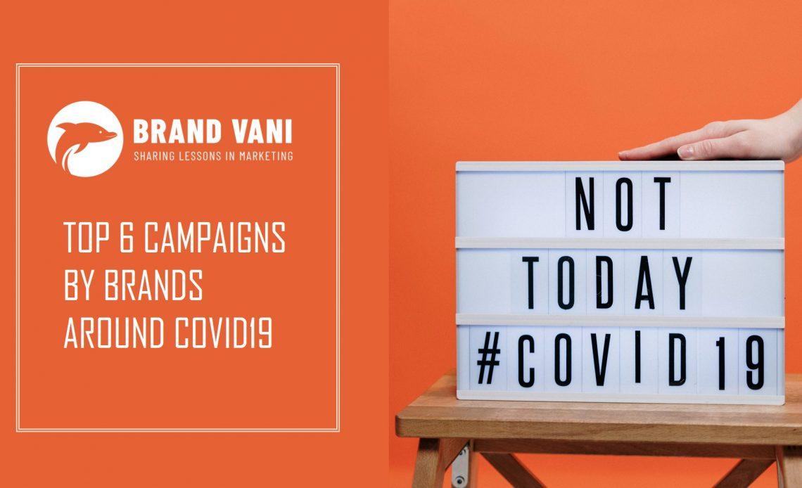 Brand Vani COVID19 campaigns