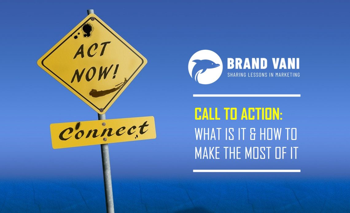 Brand Vani Call To Action