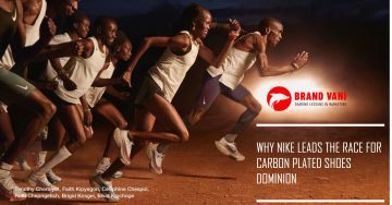 Why Nike leads the race for carbon plated shoes dominion