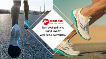 Non-availability vs brand loyalty, who wins eventually?